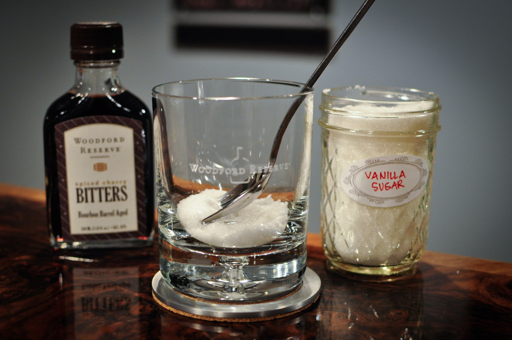 Old Fashioned Vanilla Sugar