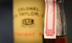 colonel e h taylor bottled in bond