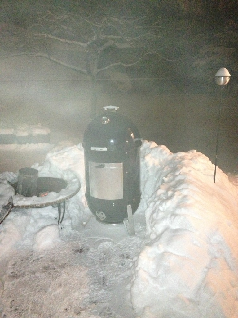 WSM snow smoke