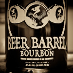 Beer Barrel Bourbon 80 Proof